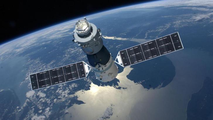 A Tienkung-1 űrállomás