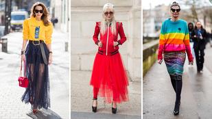 Így építsd be a ruhatáradba a tavaszi trendeket!
