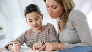 Nem mindenki segít házit írni a gyerekének