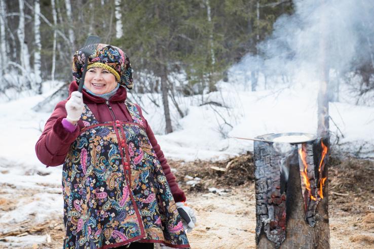 Svéd fáklya orosz szakács