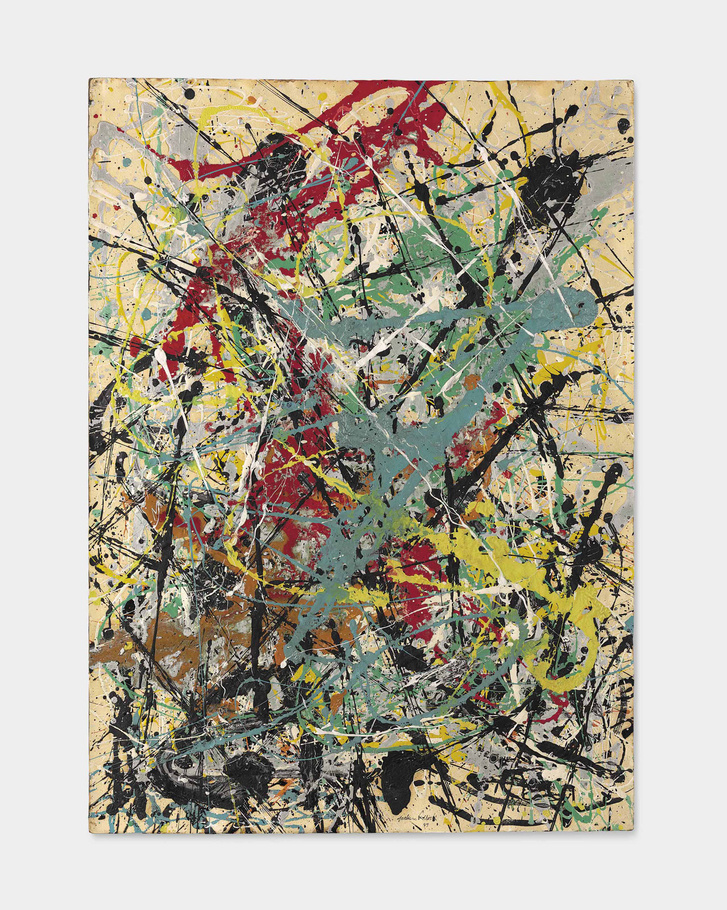 2013 NYR 02791 0039 000(jackson pollock number 16 1949)