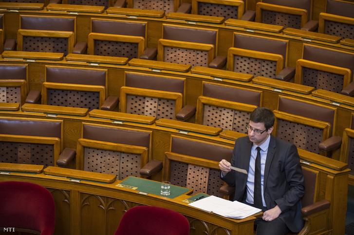 Gulyás Gergely a Fidesz frakcióvezetője