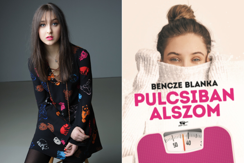 Málna azt mondja, hogy a kamaszkor szar, és felnőttnek lenni szívás - Megjelent a 19 éves írónő első kötete