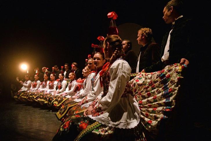 A 2017-es Bartók Plusz Operafesztivál egyik előadása