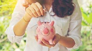 Úgy bánunk a pénzzel, mint egy gyerek