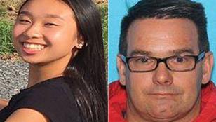 Egy 45 éves, amerikai férfi Mexikóba szökött 16 éves szeretőjével