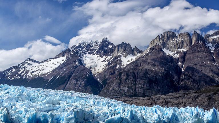 A gleccserek olvadása gyakorlatilag megállíthatatlan