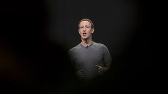 Előkerült Zuckerberg, és végre mondott is valamit