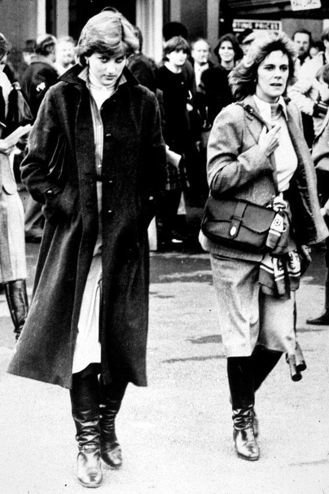 Diana és Kamilla nyíltan gyűlölték egymást.