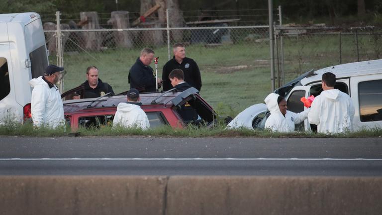 Hetekig tartotta rettegésben Texast a sorozatrobbantó