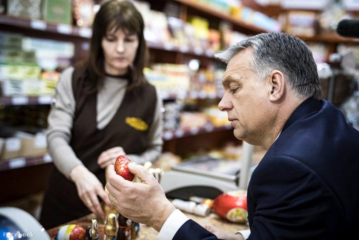 Orbán Viktor Szerencsen