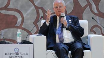 Belebukott a korrupciós videóba a dél-amerikai elnök