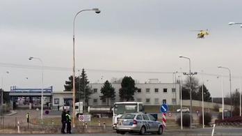 Robbanás történt egy cseh vegyi üzemben: hat halott