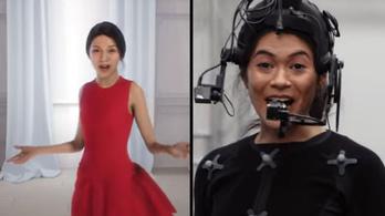 Lélegzetelállító digitális karaktert keltett életre az Epic Games