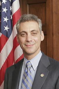 Rahm Emanuel, Chicago nemrég megválasztott polgármestere. Forrás: Wikipedia