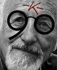 Kaján Tibor 90 éves (fotó: kArton Galéria)
