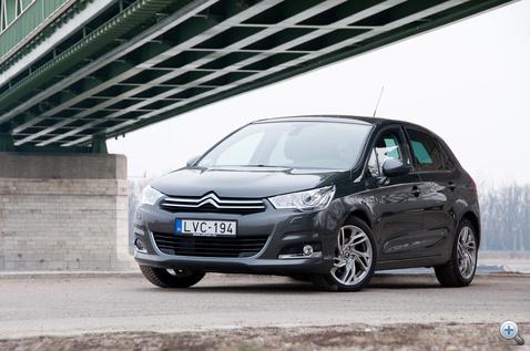 Megint jó arca van a Citroëneknek