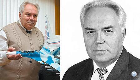 81 éves korában elhunyt Mihail Szimonov, a Szuhoj tervezőiroda mérnöke.