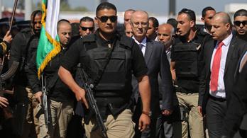 Meghalt a palesztin miniszterelnök merénylője