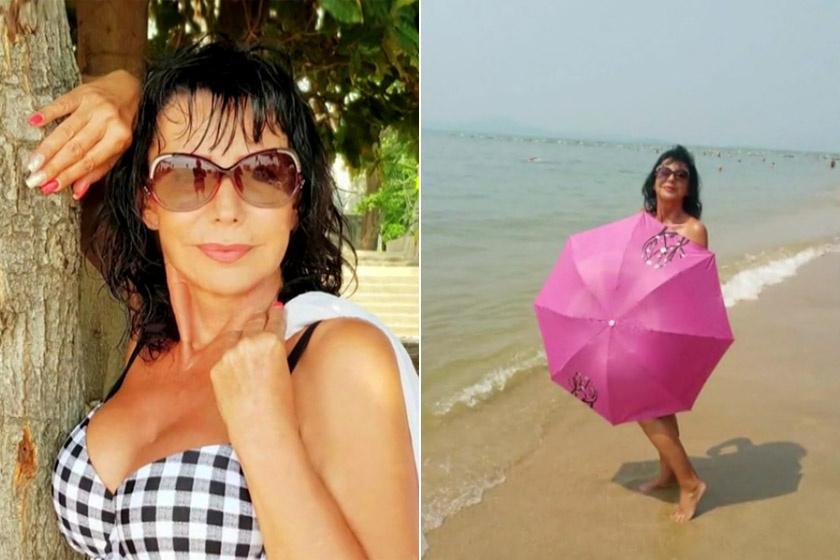 thai tini meztelen lány