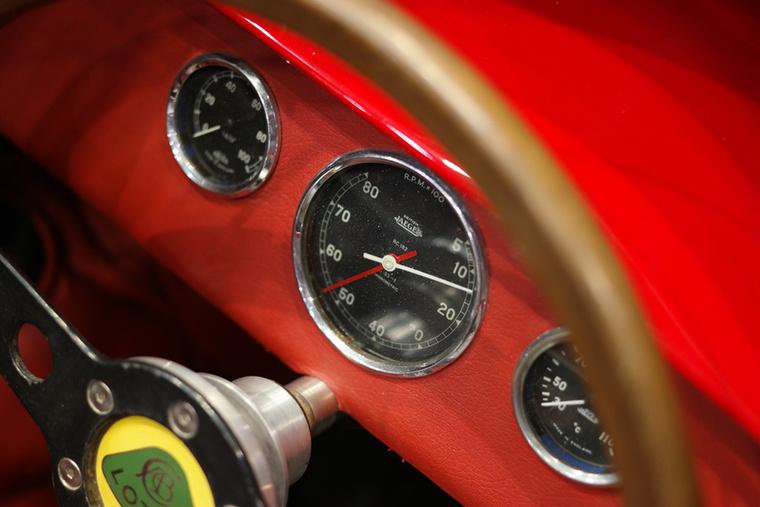 A motor 6800-nál adta le 90 lóerős teljesítményét