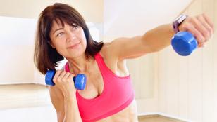 Két dolog kell az izmos testhez 30 év felett
