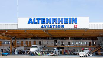 Tényleg nincs részesedése a svájci repülős cégben a Kósát átverő nőnek