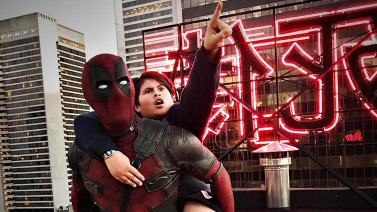 Csapatot épít Deadpool a film folytatásában