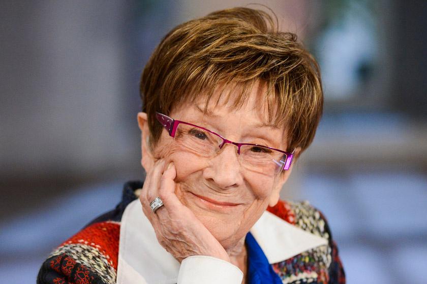 Ma 91 éves Békés Itala - A színésznő irigylésre méltóan fiatalos