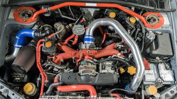 Totalcar Erőmérő: Subaru Impreza WRX STi