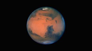 Egy csillagász tévedésből felfedezte a Marsot, oklevelet kapott érte