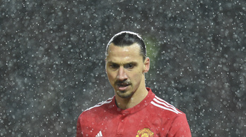 Ibrahimovic lelépett a Manchester Unitedtől