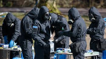 Hazaengedték a Szkripal-ügyben mérgezést szenvedett brit rendőrt