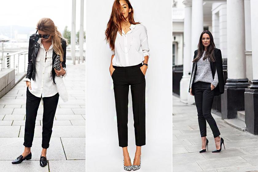 Ez a nadrágfazon a tavaszi szezon kedvence: így viseld nőiesen és lazán