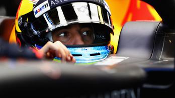 Ricciardóé a 2018-as F1-szezon első rajtbüntetése