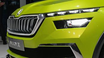 Tizenkilenc új Škoda jön az évtized végéig