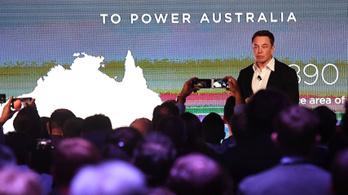 A Tesla reklamál, hogy az ausztrálok nem fizetik rendesen a villanyszámlát