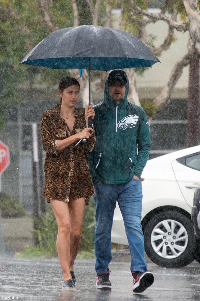 Los Angelesben leesett az eső és mivel ott nem gyakran történik ilyesmi, ez bizony nagy eseménynek számít