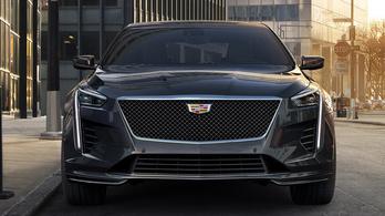Mégis került egy V8-as a csúcs-Cadillacbe