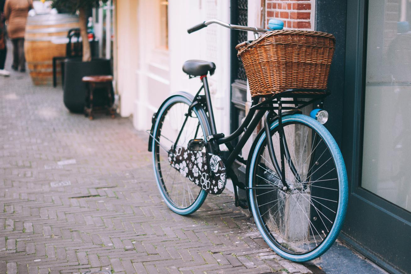 kosaras bicikli