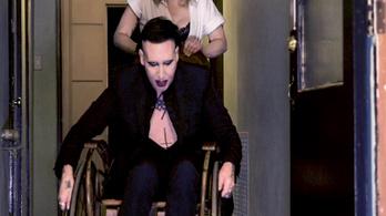 Marilyn Manson önmaga totális paródiája lett