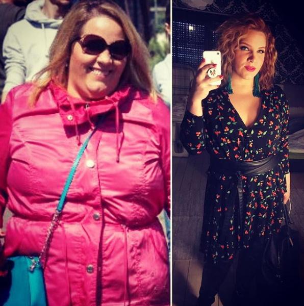Tóth Vera ezzel a képpel emlékezett vissza arra, hogy már két éve belevágott az életmódváltásba. Döbbenetes a különbség.
