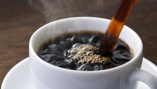 Nehogy kiöntsd a maradék kávét!