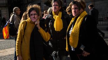 Európai elfogatóparancs Puigdemont ellen