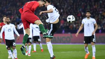 A franciák második gólja a futball esszenciája, C. Ronaldo szenzációs
