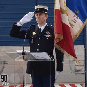 A hős francia rendőr