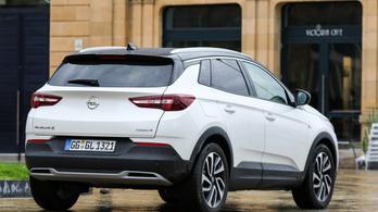 Bemutató: Opel Grandland X Ultimate 2.0 DTH - 2018.