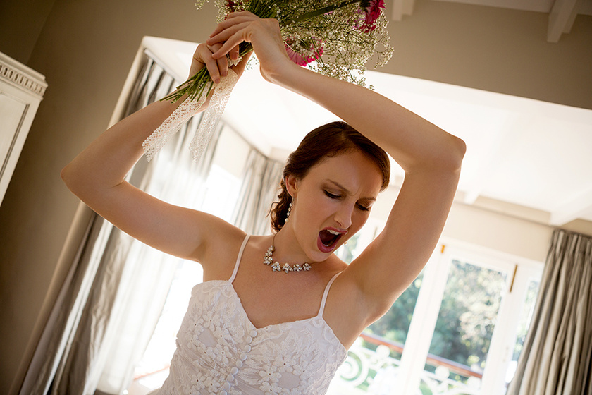 3 dolog, amit egy menyasszonynak sem lenne szabad megtennie