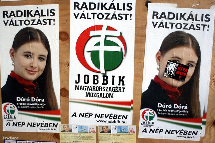 2010-es választási plakát