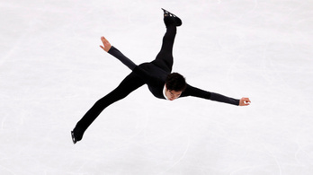 Az olimpia után a vb-n is megvan a hat négyfordulatos
